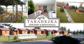 Pension in Polen Gasthaus Taradejka